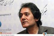 کاظم معصومی کارگردان مجموعه تلویزیونی خانه بی پرنده در نشست خبرگزاری سینمای ایران