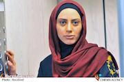 مونا فرجاد در  مجموعه تلویزیونی ساختمان پزشکان به کارگردانی سروش صحت