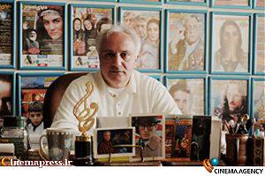 علی معلم مدیر مسئول دنیای تصویر