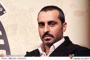 علی رام نورایی درغرفه خبرگزاری سینمای ایران در جشنواره فیلم فجر