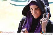 ویشکا آسایش در فیلم نیکان و بچه غول