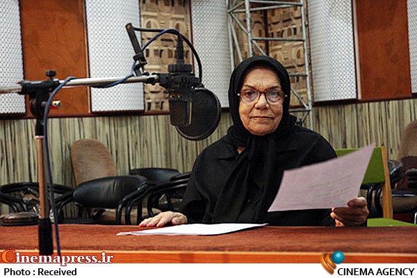 صدیقه کیانفر در نمایش رادیویی مهمان ناخوانده