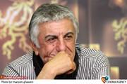 رضا کیانیان در نشست فیلم هیچ کجا هیچ کس در جشنواره فیلم فجر