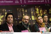نشست فیلم «گهواره ای برای مادر» در جشنواره فیلم فجر
