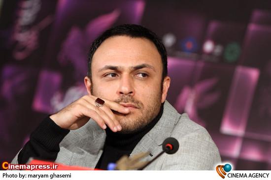 علیرضا کمالی نژاد در نشست فیلم « عقاب صحرا» در جشنواره فیلم فجر