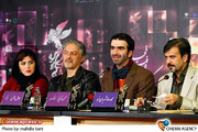 نشست فیلم «خسته نباشید» در جشنواره فیلم فجر