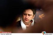 صادق دقیقی کارگردان در  نشست فیلم «بزرگ مرد کوچک» در جشنواره فیلم فجر
