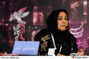 پروانه مرزبان تهیه کننده نشست فیلم «بزرگ مرد کوچک» در جشنواره فیلم فجر