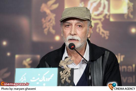 محمود پاک نیت در نشست خبری  فیلم « ترنج» به کارگردانی مجتبی راعی