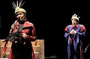 مریم معترف در نمایش شهسوار و شاهزاده
