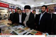 بازديد مقام معظم رهبری از بیست و ششمین نمایشگاه بین المللی کتاب تهران