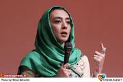 سحر عصر آزاد منتقد  در نشست فیلم برف روی کاج ها در فرهنگسرای ارسباران
