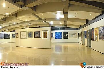 نمایشگاه نقاشی در پردیس ملت