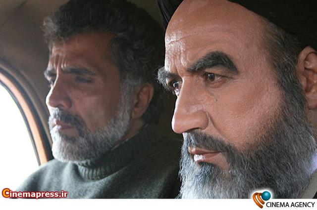 نمایی از فیلم فرزند صبح به کارگردانی بهروز افخمی