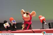 نشست خبری «شهر موشها» به کارگردانی مرضیه برومند