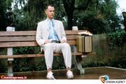 «تام هنکس» بازیگر و کارگردان، سینمادر نمایی از فیلم فارست گامپ
