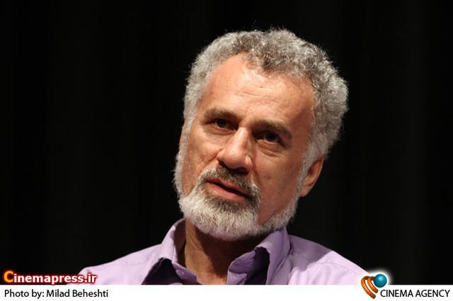 علی توکل نیا کارگردان در نشست نقد و بررسی فیلم «جاب جا» درفرهنگسرای ارسباران