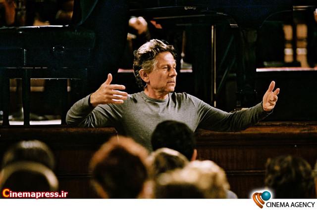 «رومن پولانسکی» کارگردان سینمادر پشت صحنه پیانیست