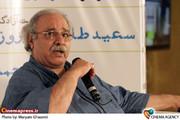 محمد کاسبی  درمراسم عصر خاطره با هنر مبارزه