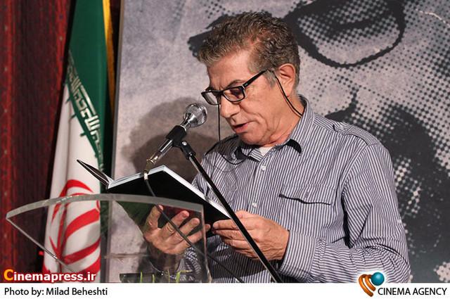 علیرضا زرین دست در بزرگداشت « مسعود کیمیایی» در سینما تک موزه هنرهای معاصر