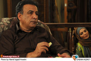 عبدالرضا اکبری در  فیلم تلویزیونی «چهل » به کارگردانی سعید جلیلی