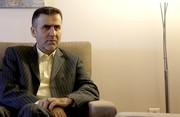 حجت الله ایوبی رئیس سازمان سینمایی