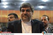 علی جنتی وزیر ارشاد  در مراسم تودیع و معارفه معاون وزیر و رئیس سازمان سینمایی