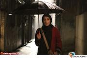 هدیه تهرانی در  فیلم «پل چوبی» به کارگردانی مهدی کرم پور