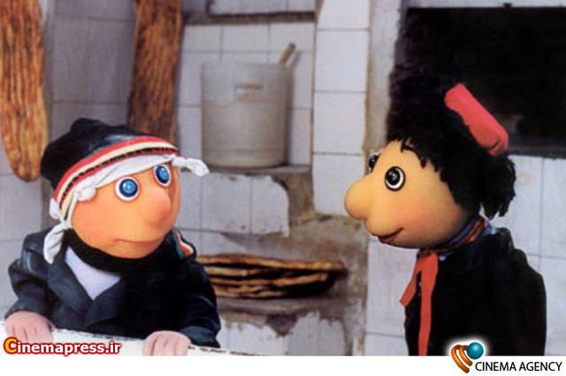 نمایی از فیلم کلاه قرمزی و پسرخاله به کارگردانی ایرج طهماسب