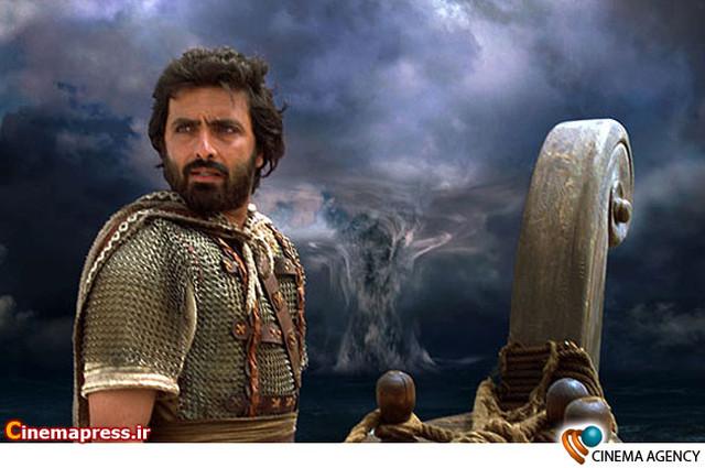 نمایی از فیلم سینمایی ملک سلیمان به کارگردانی شهریار بحرانی
