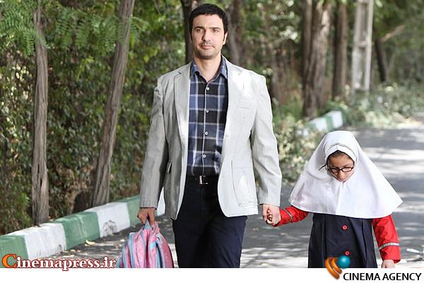 محمدرضا فروتن در نمایی از فیلم تولدت مبارک