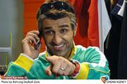 پژمان جمشیدی در  مجموعه تلویزیونی «پژمان» به کارگردانی سروش صحت