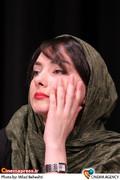 هانیه توسلی در نشست نقد وبررسی فیلم «دهلیز» در فرهنگسرای ارسباران