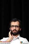 بهروز شعیبی کارگردان در نشست نقد وبررسی فیلم «دهلیز» در فرهنگسرای ارسباران