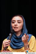 سحر عصر آزاد منتقد در نشست نقد وبررسی فیلم «دهلیز» در فرهنگسرای ارسباران