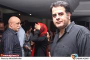 امیریوسفی  در مراسم افتتاحیه فیلم سینمایی «دربند» در سینما فرهنگ