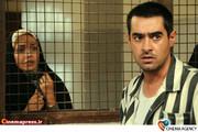 شهاب حسینی و شبنم قلی خوانی در مجموعه تلویزیونی «سرزمین کهن» به کارگردانی کمال تبریزی