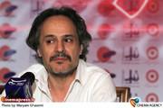 پرویز شهبازی کارگردان درنشست رسانه ای فیلم دربند
