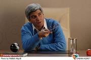 احمد ساعتچیان در فیلم بشارت شهروند هزاره ی سوم به کارگردانی محمد هادی کریمی