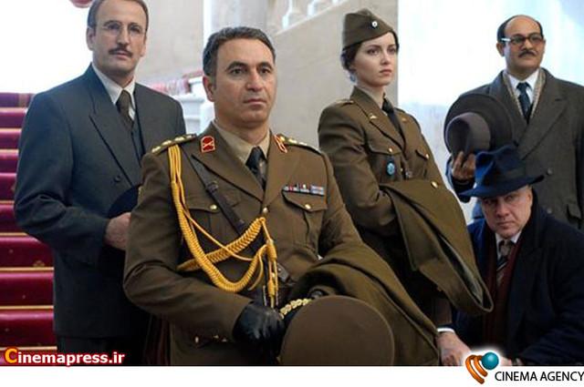 حمید فرخ نژاد در  فیلم «استرداد» به کارگردانی علی غفاری