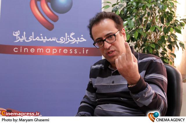 مسعود صفوی در نشست بررسی شخصیت های انیمیشن ایرانی
