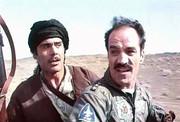 سعید راد در فیلم عقابها