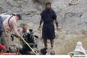 کریستین بیل در فیلم خروج به کارگردانی ریدلی اسکات