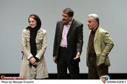 مراسم اکران خصوصی فیلم «آزادراه» به کارگردانی عباس رافعی