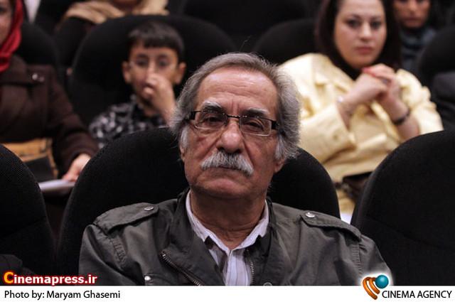 سیاوش طهمورث در  مراسم اکران خصوصی فیلم «آزادراه» به کارگردانی عباس رافعی