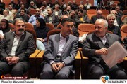 ایوبی در مراسم تودیع و معارفه مدیرعامل بنیاد سینمایی فارابی