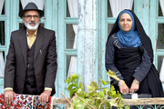 رضا ناجی در فیلم ترنج