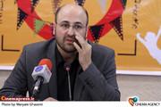 شهرام گیل آبادی در نشست رسانه ای «جشنواره فیلم شاپرک های شهر»