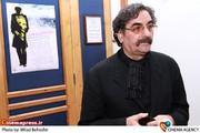 شهرام ناظری در مراسم بزرگداشت «محمد علی سپانلو» در خانه هنرمندان