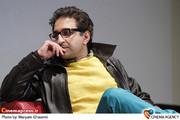 امیر قادری در نشست نقد و بررسی سریال «پژمان» در فرهنگسرای ارسباران